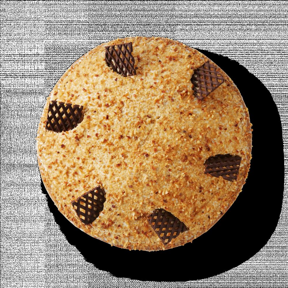 Korengoud Vanille-bavaroisvlaai