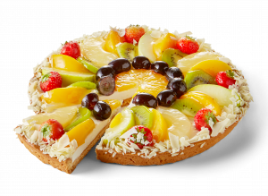 Korengoud Luxe Fruitvlaai