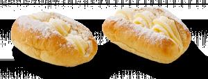 Korengoud Puddingbroodjes