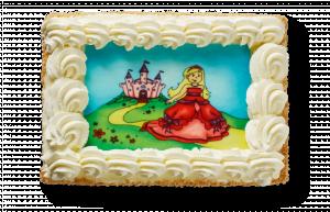 Korengoud Prinsessentaart